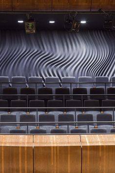 sala koncerowa NOSPR / NOSPR concert hall, photo by Daniel Rumiancew #nospr