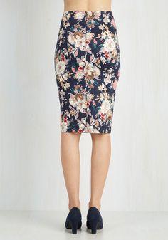 Five O'Clock Fab Skirt   Mod Retro Vintage Skirts   ModCloth.com