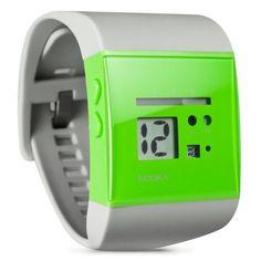 Nooka Zub Zoo 40 Watch Charcoal/Green £99 from sturbanclothng.com