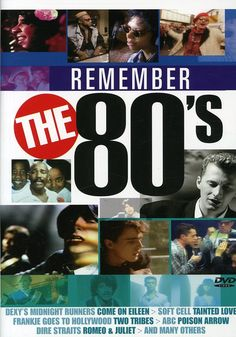 remember when oldies | Remember the 80's DVD (2008) - Music Videos & Concerts on Starring ...