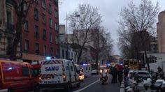 Стрелба в южната част на Париж: ранена общинска полицайка, заподозрян арестуван