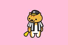 「たてじまさん」と「阪神タイガース」がコラボしました!