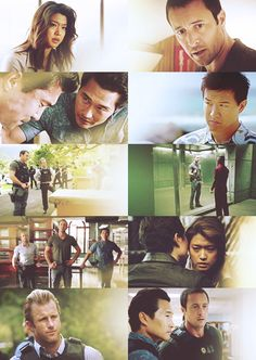 The Best of Hawail Five-O. Enjoyed the action of this show; half of these take you back to the Season 3 finale. Top Tv Shows, Great Tv Shows, Hawaii Five O, Movies Showing, Movies And Tv Shows, Mahalo Hawaii, Grace Park, Plus Tv, American Series