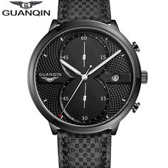 Like and Share if you want this  Newest Arrival 2016 GUANQIN Watches Men Luxury Top Brand Full Black Sport Quartz Watch Men Wrist Watch With Stopwatch     Tag a friend who would love this!     FREE Shipping Worldwide     Get it here ---> https://shoppingafter.com/products/newest-arrival-2016-guanqin-watches-men-luxury-top-brand-full-black-sport-quartz-watch-men-wrist-watch-with-stopwatch/