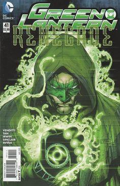 Green Lantern # 41 DC Comics The New 52! Vol. 5