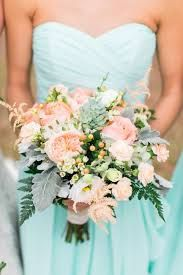 Image result for peach mint wedding flowers robyn likes overall look but more peachy