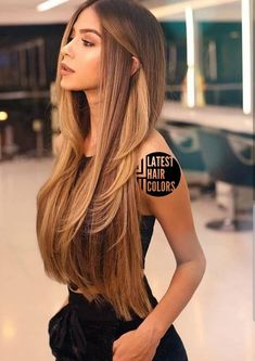 34 Latest Hair Color Ideas for 2020 - Get Your Hairstyle Inspiration for Next Season - Latest Hair Colors Natural Brown Hair, Brown Ombre Hair, Light Brown Hair, Light Hair, Latest Hair Color, Cool Hair Color, Hair Colors, Latest Hair Trends, Very Short Hair