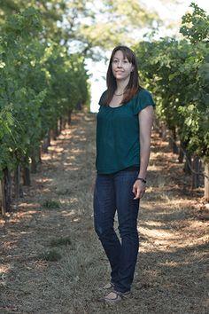 Sally Johnson | Pride Winery Winemaker