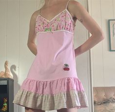2000s Fashion, Look Fashion, Fashion Outfits, Fashion Design, Pretty Outfits, Cool Outfits, Summer Outfits, Plaid Outfits, Lolita