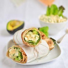 Leftover Easter Egg Salad HealthyAperture.com