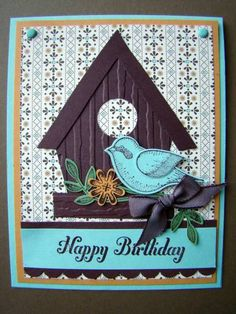 Friendship Birthday by Sue Robertson - Cards and Paper Crafts at Splitcoaststampers