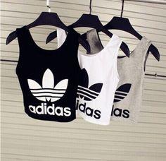 love these #adidas tanks! Order custom adidas gear today! 800-435-6110 www.sportdecals.com #sportdecals #teamwear1