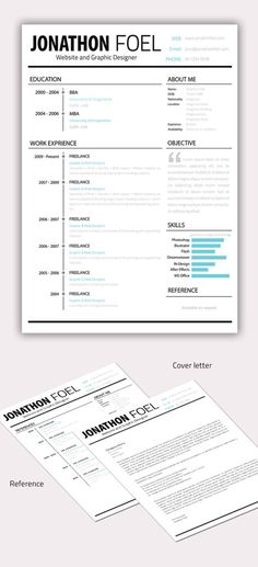 Pin by Resume Format on Resume Ideas Pinterest Simple - resume with accent