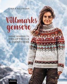 Books From Norway Fair Isle Knitting Patterns, Knitting Designs, Knitting Stitches, Knitting Projects, Hand Knitting, Beginner Crochet Tutorial, Crochet For Beginners, Easy Crochet, Knit Crochet