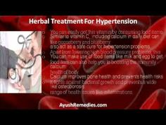 This video describes about herbal treatment for hypertension - never worry about high blood pressure again. You can find more detail about Stresx capsule at http://www.ayushremedies.com
