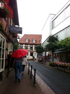 Hofheim, Germany - missing my second home
