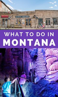 Montana is an incredible destination for families. Discover the best things to do in Montana! babies flight hotel restaurant destinations ideas tips Cool Places To Visit, Places To Travel, Travel Destinations, Places To Go, Holiday Destinations, Roadside Attractions, Auckland, Google Play, Viajes