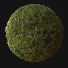 Fully procedural material created with Substance Designer.