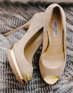 Jimmy Choo, nude, wedding, heels, wishlist, golden lining