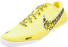 Nike FC247 Elastico Finale II Indoor Soccer Shoes - Sonic Yellow with Black...Available at SoccerPro now!
