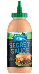 Serve up restaurant-inspired flavor at home, and bring out the best in your favorite foods. This tangy sauce delivers garlicky buttermilk magic in a squirt bottle, so you can top burgers and more with Chicken Dips, Ranch Chicken, Buffalo Chicken, Chicken Salad, Ranch Recipe, Recipe Mix, Ranch Dip, The Ranch, Salsa Ranch
