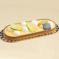Tarta de limón de Amalfi