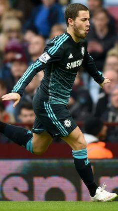 Eden Hazard #chelsea #belgium