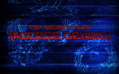 """""""Access protocol to Puppetswar top secret files- failed... ACCESS DENIED . . . . Authorization pending..."""""""