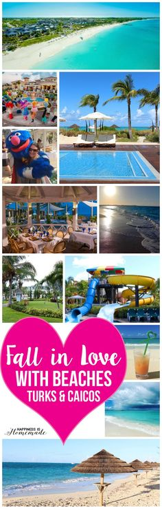 Fall in Love with Beaches Turks and Caicos for the most amazing ALL-inclusive family vacation! #BeachesMoms