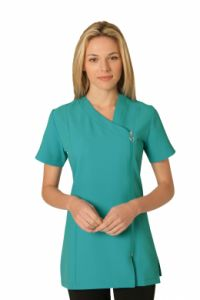 We supply award winning beauty uniforms with modern, fashion led salon wear styles that are made to last. Choose from our tunics, dresses and trousers. Salon Uniform, Spa Uniform, Scrubs Uniform, Uniform Ideas, Beauty Tunics, Salon Wear, Beauty Uniforms, Outfits For Teens, Salons