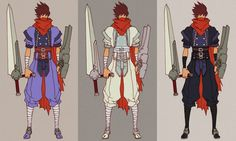 Strider Hiryu - new costume. by MizaelTengu.deviantart.com on @deviantART