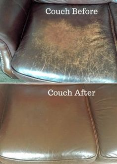 Old Wives' Tale Cleaning Hacks Grandma Forgot to Tell You About Use extra virgin olive oil to condition your leather furniture. More hacks in this post!Use extra virgin olive oil to condition your leather furniture. More hacks in this post! Handy Hacks, Cleaning Hacks Tips And Tricks, Deep Cleaning Tips, House Cleaning Tips, Natural Cleaning Products, Cleaning Solutions, Spring Cleaning, Diy Hacks, Cleaning Recipes
