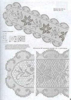 Trilho de lirio grafico