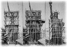 June 19, 1885: The Statue of Liberty arrives in New York City from France.