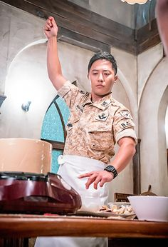 Jin Goo - Descendants of the Sun
