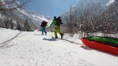 Projekt Eissee – Der etwas andere WG Ausflug – Trailer. Trailer für unsere Minidoku über den gemeinsamen mehrtages Skitourenausflug 2013.    Sound:  Demo Gattouzo - Just one thing   https://soundcloud.com/gazwoso    Wir bedanken uns für die Unterstützung:  http://www.goalzero.com/  http://catalog.bergans.de/  http://k2skis.com/  http://www.kopfueber.net/