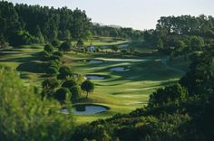 Golf Course Penha Longa Atlantic in Lisbon, Portugal - From Golf Escapes