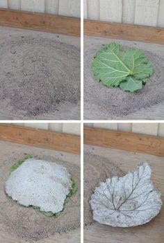 Make Lightweight Garden Art Projects That Last With Hypertufa - Container Water Gardens - Modern Design Cement Art, Concrete Crafts, Concrete Art, Concrete Projects, Concrete Garden, Garden Crafts, Garden Projects, Garden Art, Garden Design