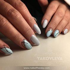 Manicure natural #17401