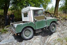 Land Rover SWB