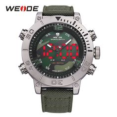 Children's Watches Open-Minded Men Multifunction Water Resistant Watches Travelling Light Led Watch Digital Wristwatches Ll@17 Top Watermelons