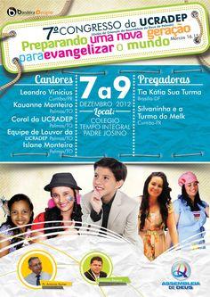 Festa de Adolescentes da AD CIADSETA ARSE 61 Palmas-Tocantins.