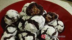 Γεμιστά ραγισμένα cookies της Έλενας