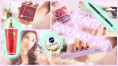 ❀ HUGE BEAUTY GIVEAWAY 2015 (OPEN) ❀