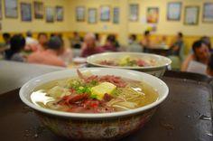 Noodle Tuesday: 8 Old School Saimin Shops - Biting Commentary - June 2014 - Honolulu, HI