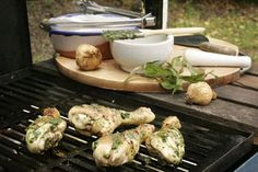 Grilled drumsticks with Vietnamese mint and chilli recipe, Viva – visit Eat Well for New Zealand recipes using local ingredients - Eat Well (formerly Bite) Grilled Drumsticks, Chicken Drumsticks, Food Hub, A Food, Good Food, Chilli Recipes, Chicken Legs, Recipe Using, Eating Well