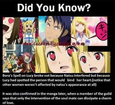 fairy tail natsu and lucy moments - Google Search
