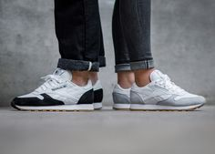 Swag Craze: Sneakers Dropping Today: 'Perfect Split' by Reebok x Kendrick Lamar Latest Trainers, Kendrick Lamar, Best Sneakers, Hot Shoes, Classic Leather, Leather Fashion, Vintage Looks, Snug Fit, Reebok