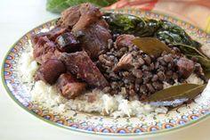 Portuguese Black Beans (Brazilian Feijoada)