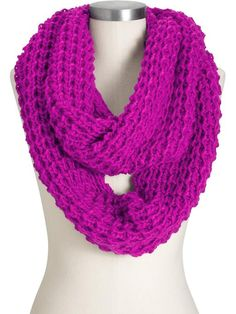 Old Navy | Women's Chunky Infinity Scarves